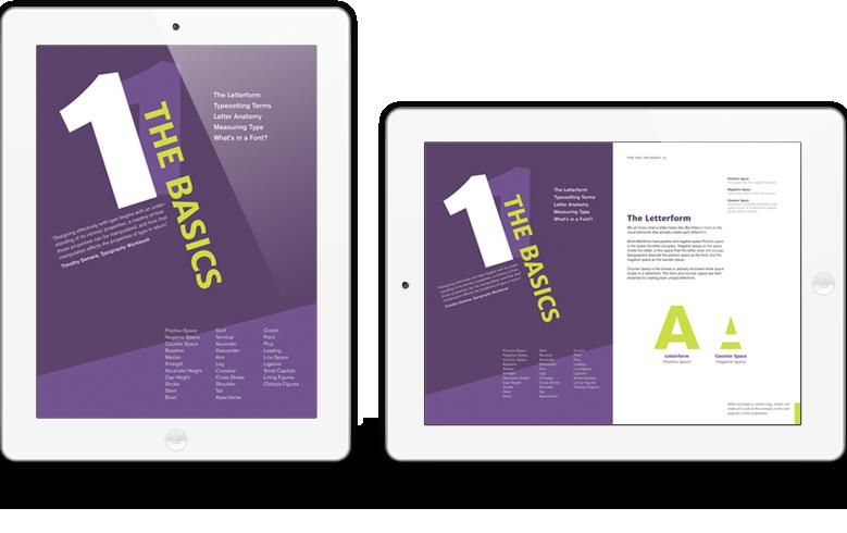 Type Tips on iPad