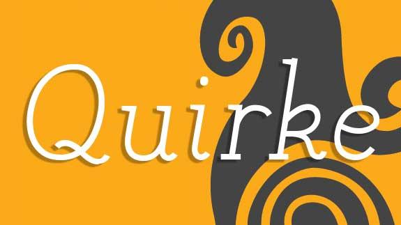 Quirke Typeface